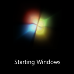 windows 7 startup boot screen