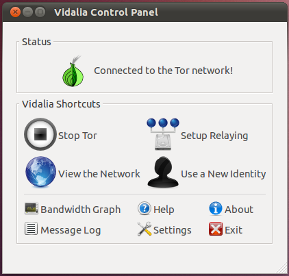 When installing Tor in Ubuntu, you will need to install 3 components: Tor,