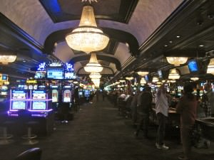 The Casino in the Grand Sierra Hotel. It went on and on and...